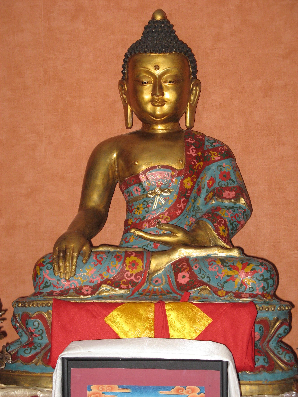 faire un autel bouddhiste tibetain chez soi. Black Bedroom Furniture Sets. Home Design Ideas